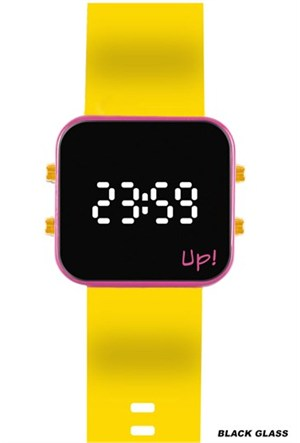 Upwatch Gpink&Yellow Kol Saati