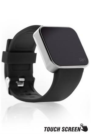 Upwatch Touch Screen Silver Kol Saati