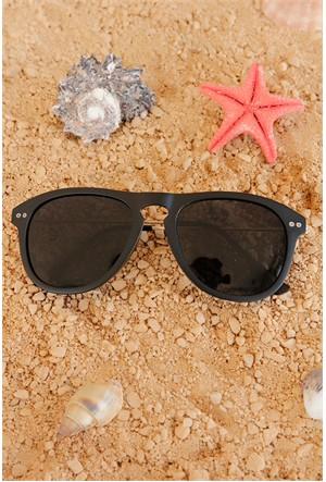 Morvizyon Clariss Marka Siyah Renk Çerçeve Tasarımlı Bayan Gözlük