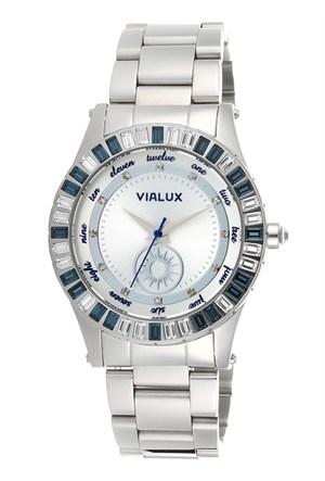 Vialux Kadın Kol Saati - Lj684s-02Sm