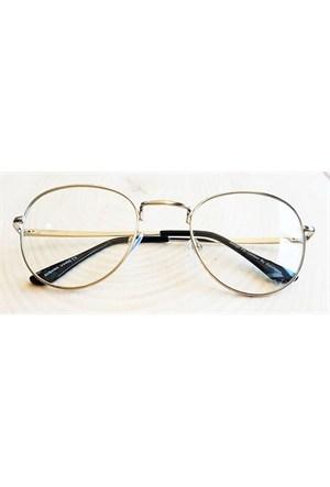 Köstebek Metalik İnce Çerçeve Gözlük Kgz061