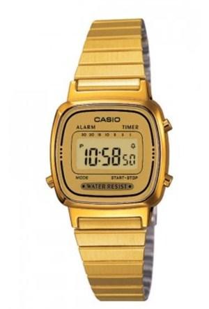 Casio LA670WGA-9DF Kadın Kol Saati
