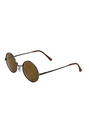 Vernissage Vm1016brwn Unisex Güneş Gözlüğü