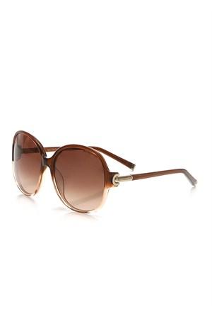 Trussardi TRS 128 30 BR Kadın Güneş Gözlüğü