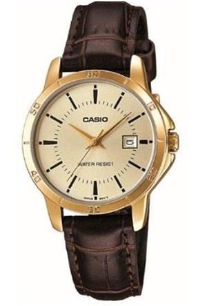 Casio Ltp-V004gl-9Audf Kadın Kol Saati