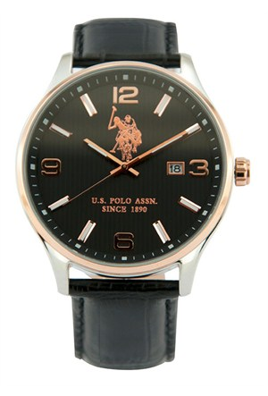 U.S. Polo Assn. Usp4334bk Bayan Kol Saati