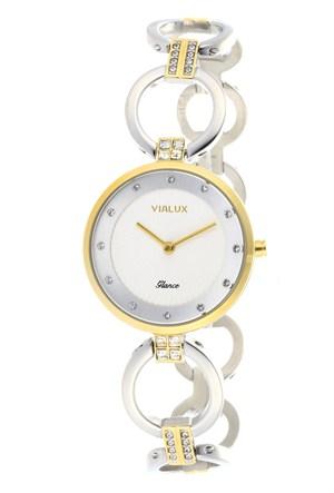 Vialux Uk783t-02Sg Kadın Kol Saati