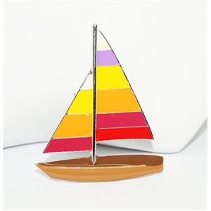 cadının dükkanı yelkenli rozet