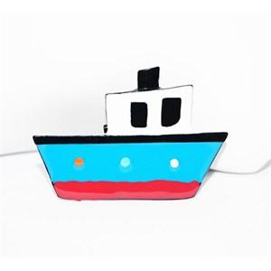 cadının dükkanı küçük gemi rozet