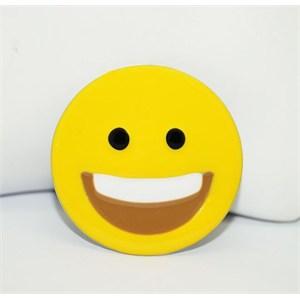 cadının dükkanı gülümseyen emoji rozet