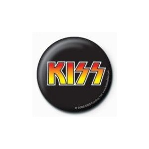 rozet - kiss logo