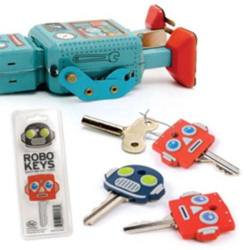 BuldumBuldum Robo Keys - Robot Anahtarlık