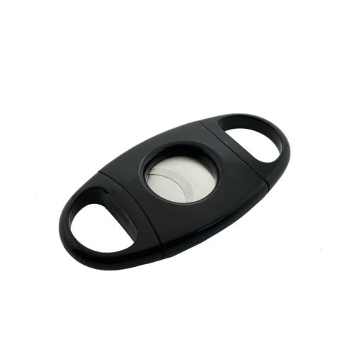 Angelo Siyah Plastik ve Çelik Puro Makası ht03