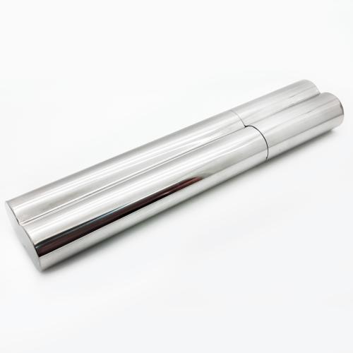 Çelik 2'li Kapaklı Puro Kılıfı pp86