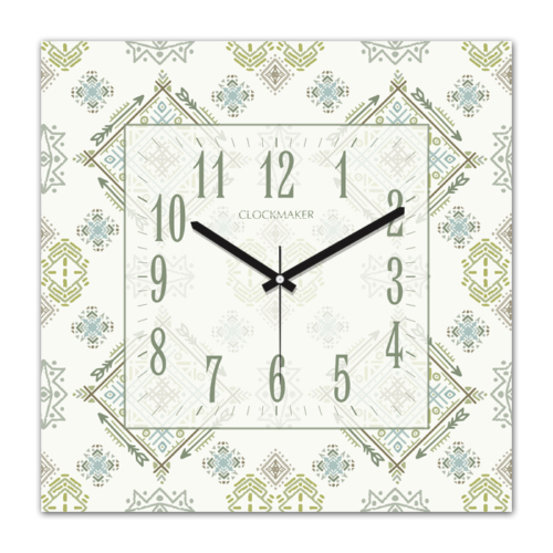 Clockmaker 30x30 Mdf Duvar Saati CMM244