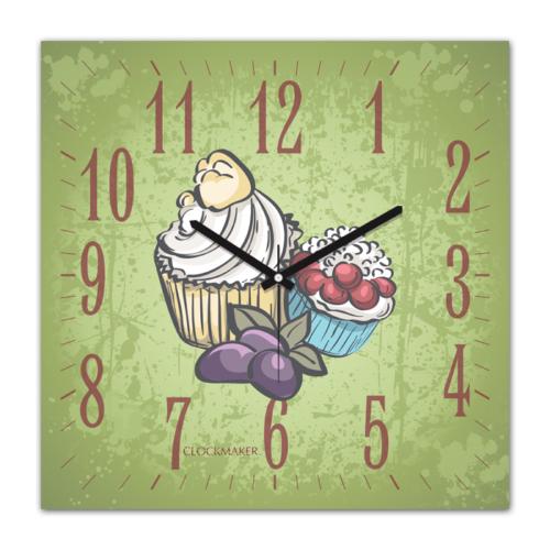 Clockmaker 30x30 Mdf Duvar Saati CMM292