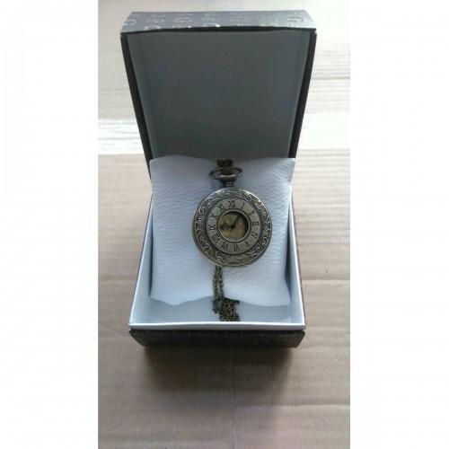Find Watch Köstekli Cep Saati Roma Rakamı Desenli