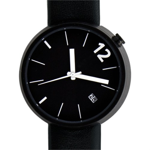 Projects Watches Towards Angles Black-White Unisex Kol Saati