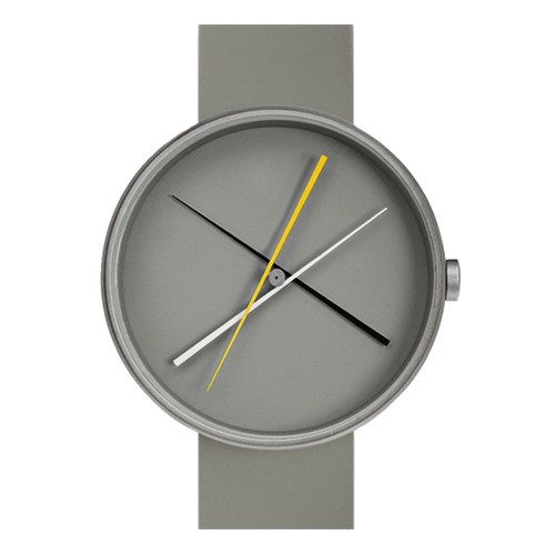 Projects Watches Crossover Gray Unisex Kol Saati