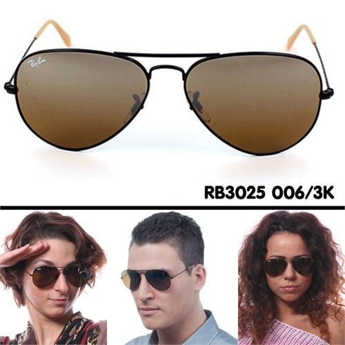 Rayban Rb3025/006/3K Unisex Güneş Gözlüğü