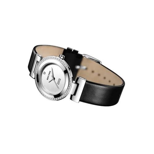Rhythm L1202l01 Kadın Pırlantalı Kol Saati