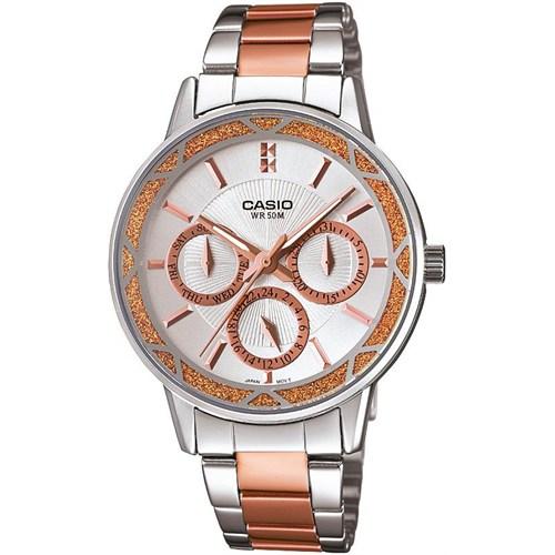 Casio Ltp-2087Rg-7A Kadın Kol Saati