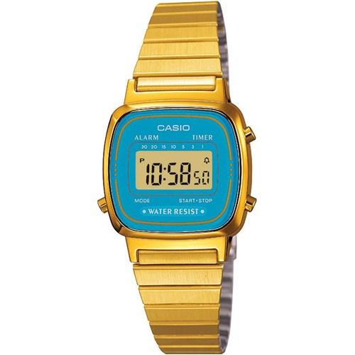 Casio La-670Wga-2D Kadın Kol Saati