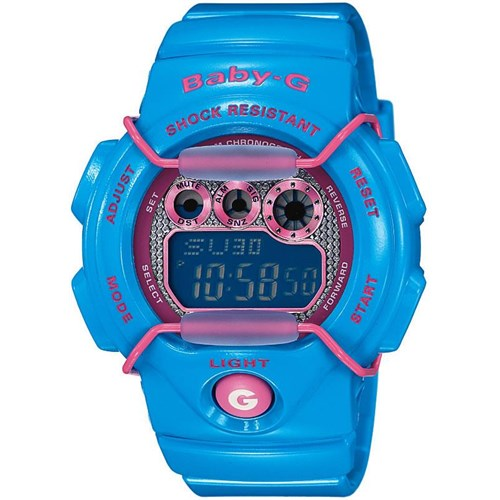 Casio Bg-1005M-2D Kadın Kol Saati