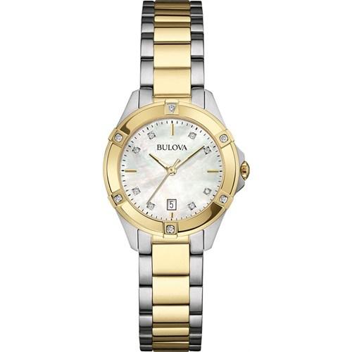 Bulova 98W217 Kadın Kol Saati
