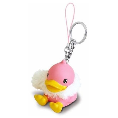 B.Duck Anahtarlık Pembe