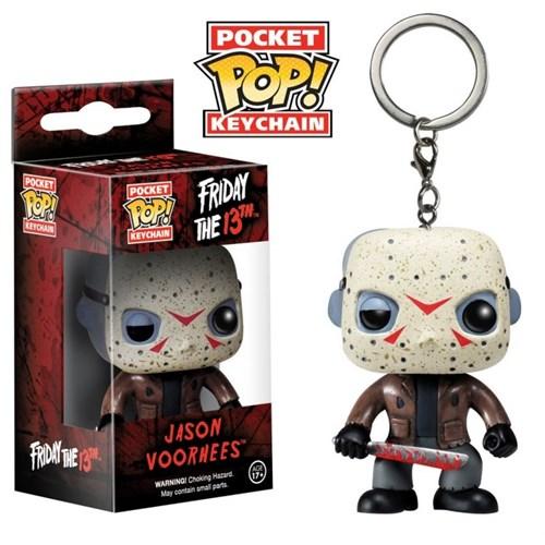 Funko Pop Anahtarlık Horror Jason Voorhees