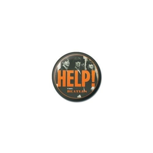 Pyramid International Rozet - Beatles - Orange Help