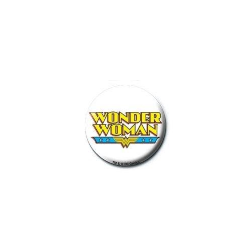 Pyramid International Rozet - Dc Comics Wonder Woman Logo