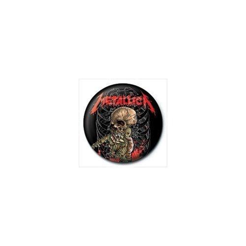 Pyramid International Rozet - Metallica - Alien Birth