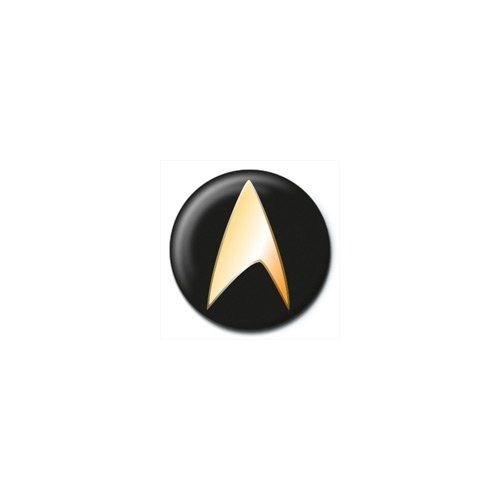 Pyramid International Rozet - Star Trek - Insignia - Black