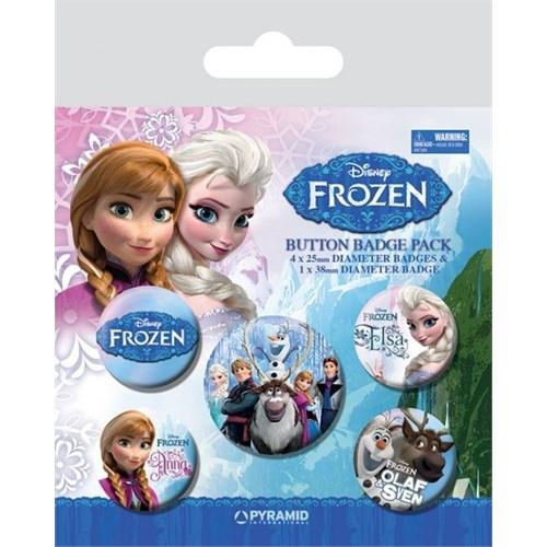 Pyramid International Rozet Seti - Frozen