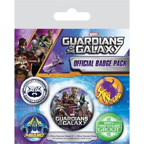 Pyramid International Rozet Seti - Guardians Of The Galaxy