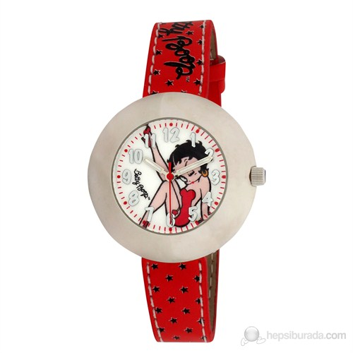 Betty Boop BB116 Çocuk Kol Saati