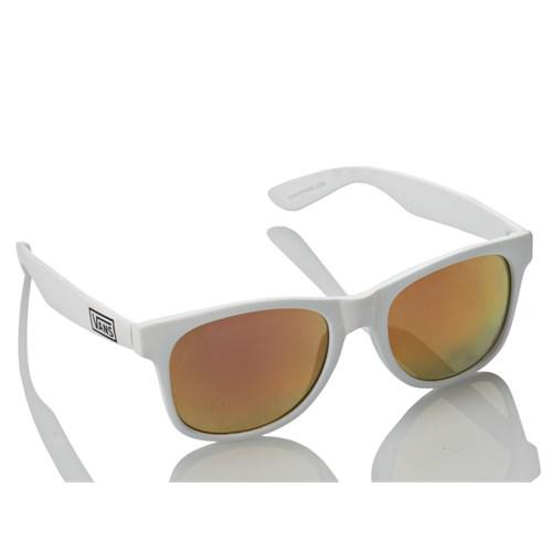 Vans Spıcolı 4 Shades Beyaz Unisex Güneş Gözlüğü