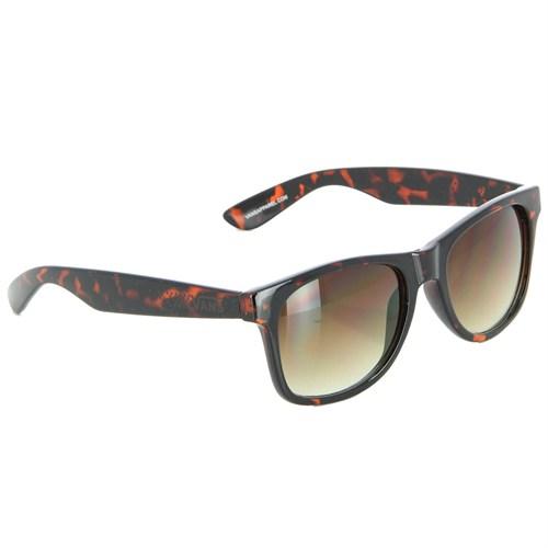 Vans Spıcolı 4 Shades Siyah Turuncu Unisex Güneş Gözlüğü