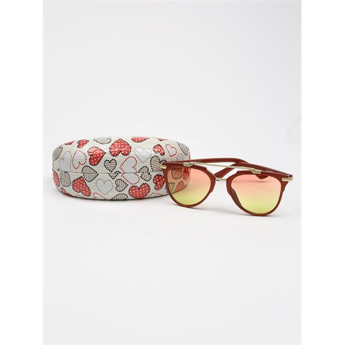 Faik Sönmez Bordo Gözlük 32786
