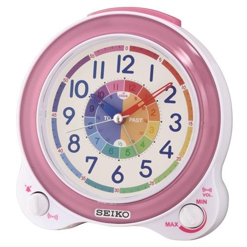 Seiko Clocks Qhk041p Masa Saati