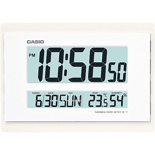 Casio Id-17-7Df Duvar Saati