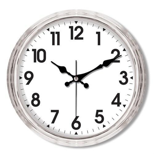 Clocktime By Cadran Metalize Duvar Saati Ct116