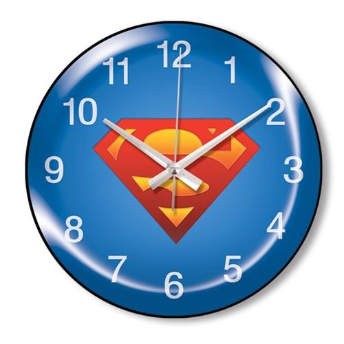 Clocktime By Cadran Dekoratif Bombeli Cam Duvar Saati Ct76