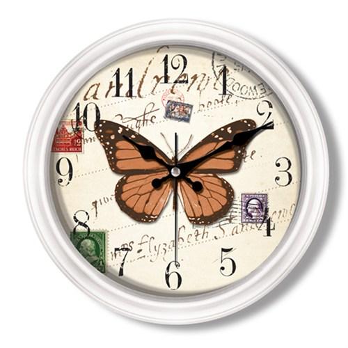 Clocktime By Cadran Retro Vintage Duvar Saati Ct91