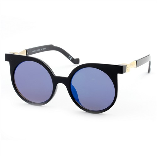 Almera Yeni Sezon Trend Moda Siyah Güneş Gözlüğü 37551