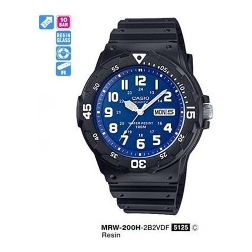 Casio Mrw-200H-2B2vdf Erkek Kol Saati