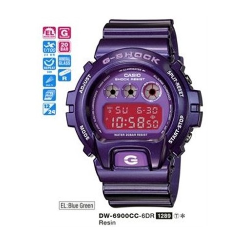 Casio Dw-6900Cc-6Dr Erkek Kol Saati