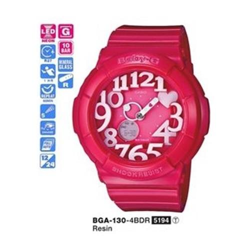 Casio Bga-130-4Ber Kadın Kol Saati